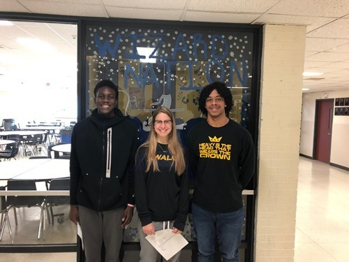 WHS Students Recognized as All Stars for the 2018-19 Basketball Season