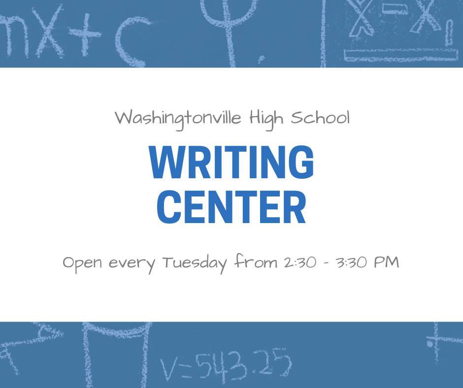 The WHS Writing Center