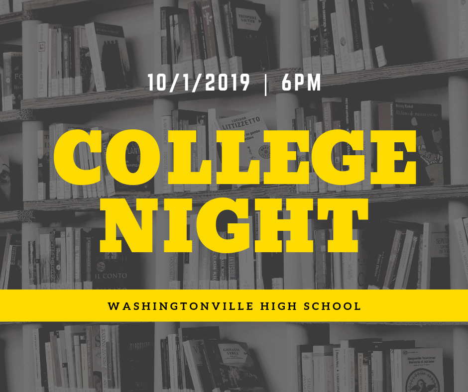 WHS Annual College Night