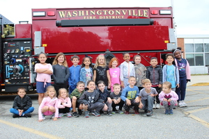 Fire Prevention Week at Taft