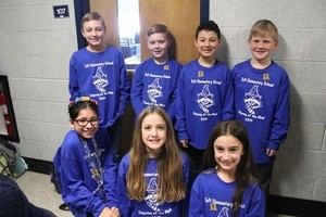 Congratulations to Washingtonville's Odyssey of the Mind Teams!