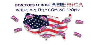 Join Us in the Taft Summer Box Tops Contest!