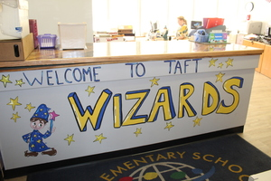 The Story Behind Taft's New Counter
