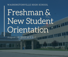 Freshman & New Student Orientation