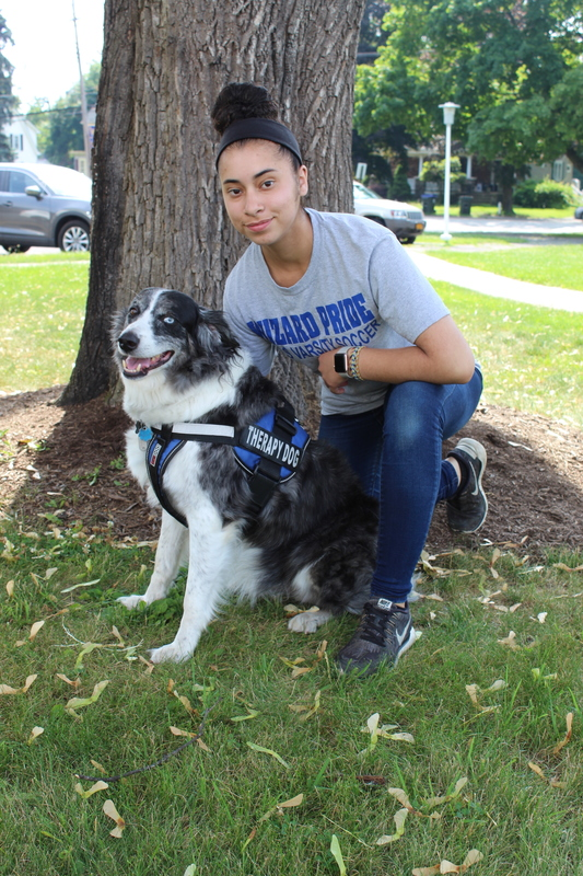 'Tucker the Dog' and WHS Junior Pass Three Regents Exams